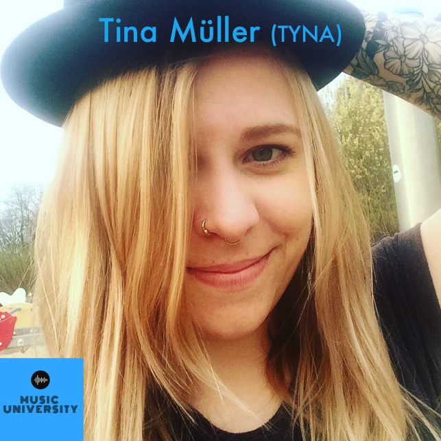 Tina Müller TYNA Music University Conference