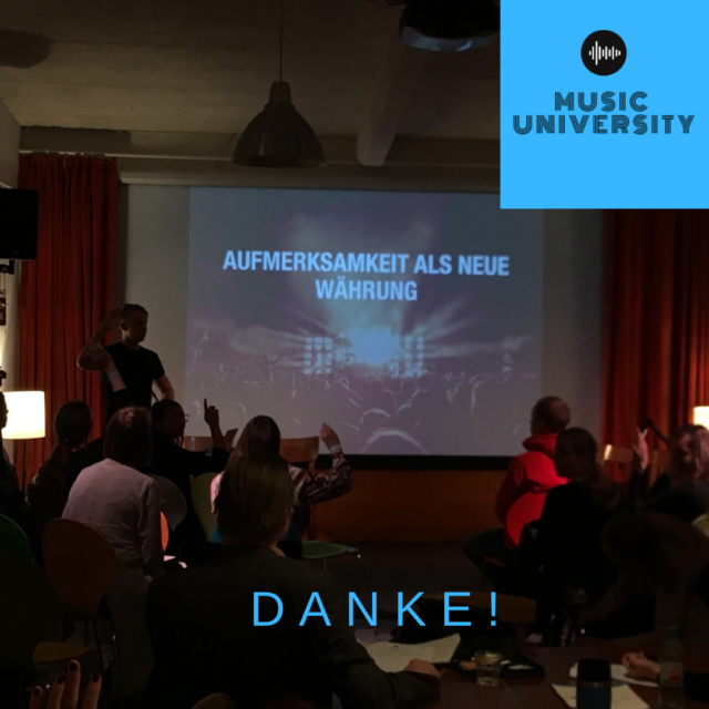 Music University Conference Hamburg 2019