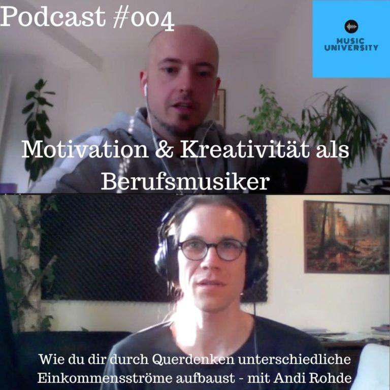 Podcast Music University